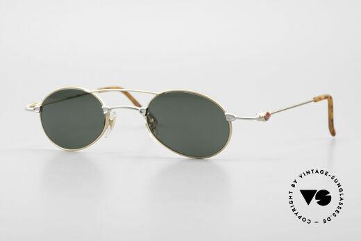Bugatti 10868 Luxury Vintage Sunglasses Men Details