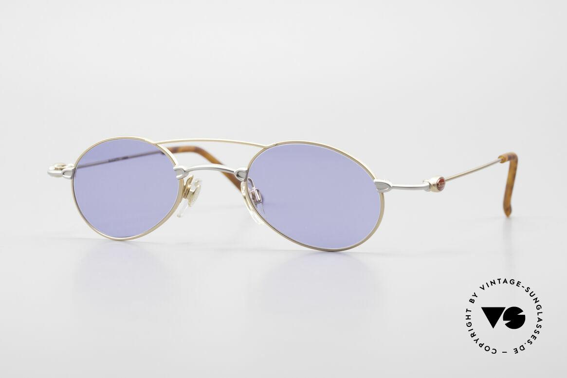 Bugatti 10868 Luxury Men's Sunglasses 90's, wispy & leightweight designer sunglasses by Bugatti, Made for Men
