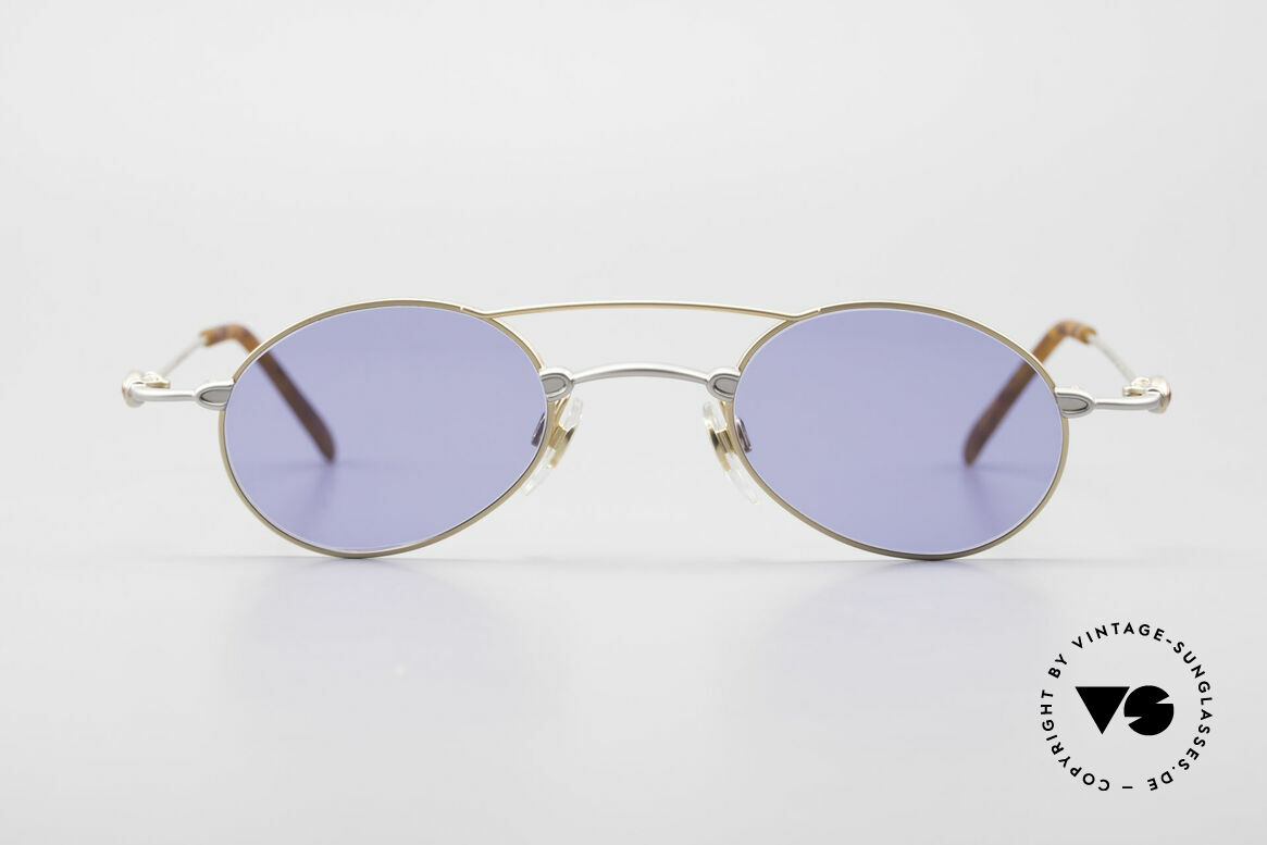 Bugatti 10868 Luxury Men's Sunglasses 90's, materials and craftsmanship on top level; size 44°23, Made for Men