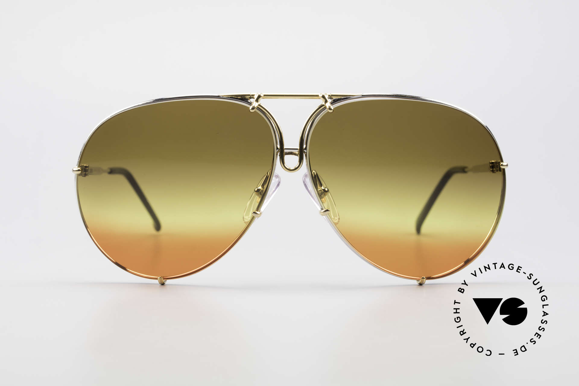 Porsche 5623 One Of A Kind 80's Customized, the legendary classic with the interchangeable lenses, Made for Men and Women