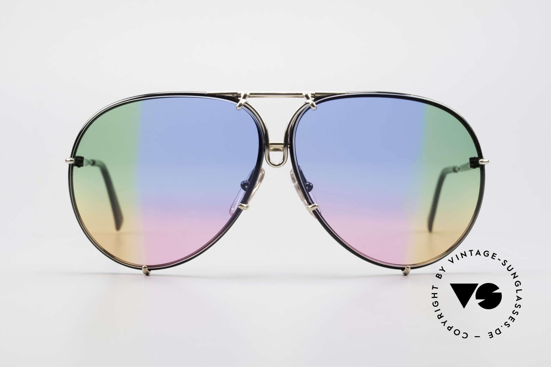Porsche 5623 One Of A Kind 4times Gradient, the legendary classic with the interchangeable lenses, Made for Men and Women