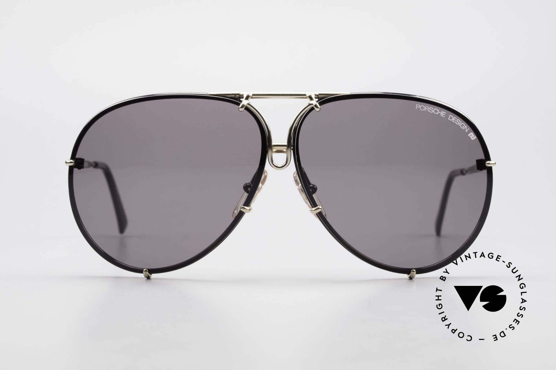 Porsche 5623 One Of A Kind 4times Gradient, comes with extra dark gray sun lenses and Porsche case, Made for Men and Women