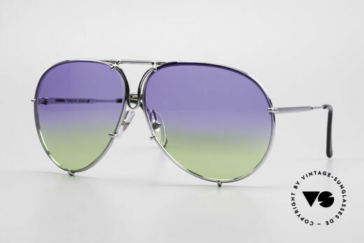 Porsche 5623 Collector's Sunglasses Vertu Details