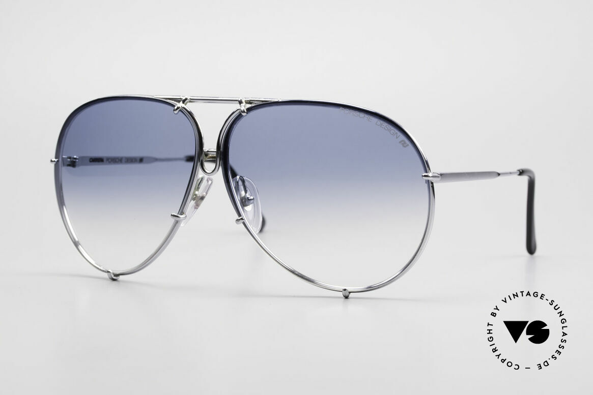 Porsche 5623 Collector's Sunglasses Vertu, specifically made without the PD-logo, ONE OF A KIND, Made for Men and Women