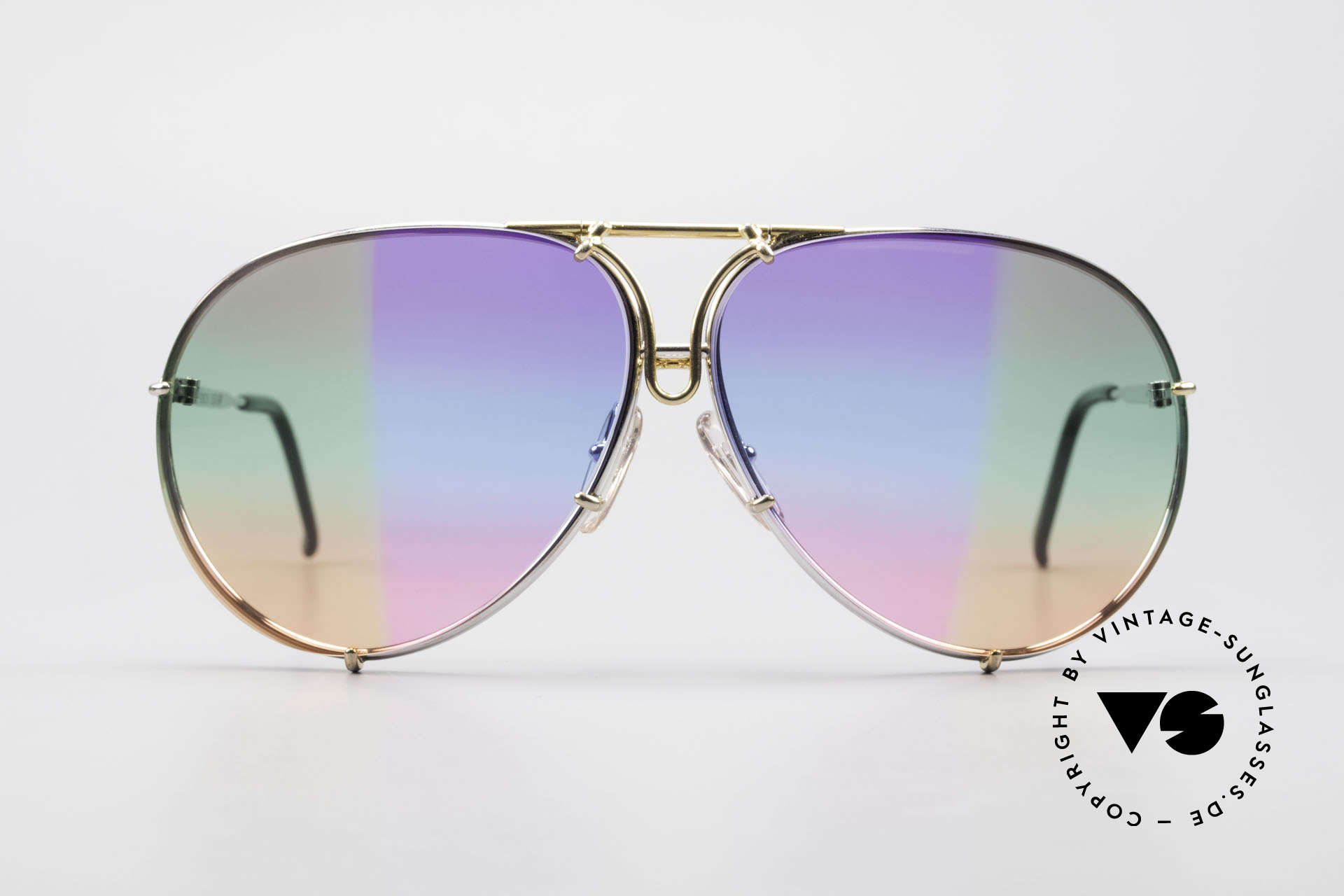 Porsche 5623 One Of A Kind 6times Gradient, the legendary classic with the interchangeable lenses, Made for Men and Women