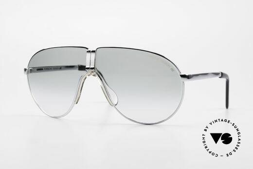 Porsche 5622 Rare Folding Sunglasses 80's Details