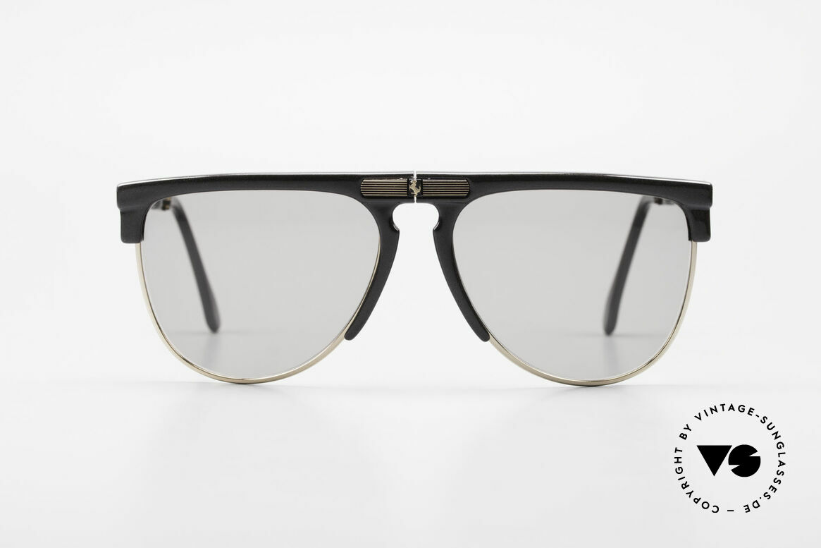 Ferrari F27/S Carbonio Folding Shades 90's, orig. model name:  F27/S, col. 801, size 59/16, 140, Made for Men