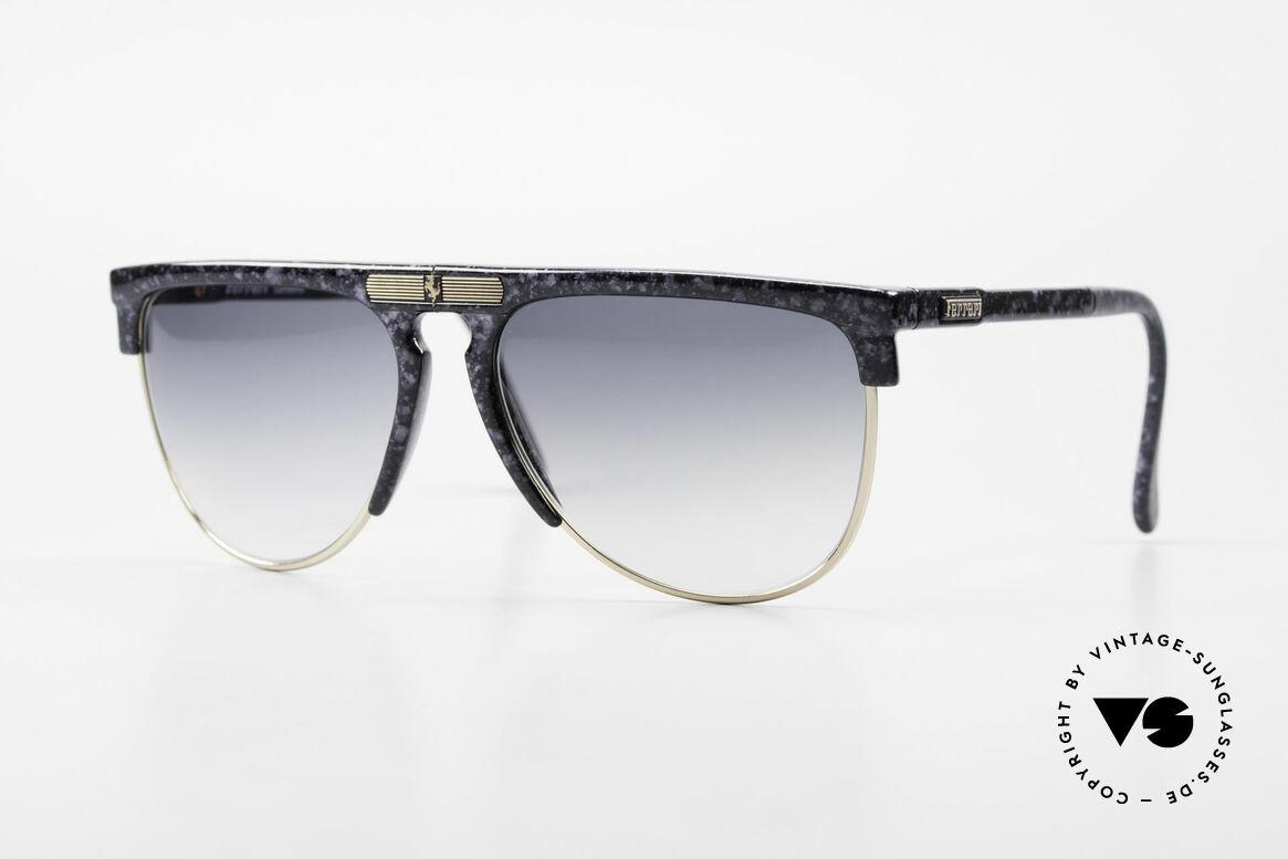 Ferrari F27/S Carbonio Folding Shades Rare, luxury folding sunglasses by Ferrari from the 90's, Made for Men