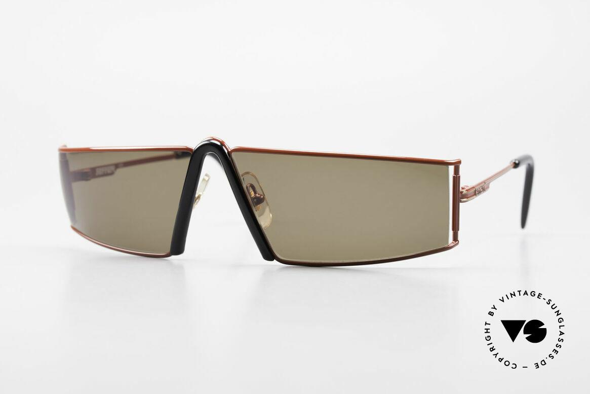 Ferrari F19/S Shades Like XL Reading Glasses, F19/S: extraordinary vintage sunglasses by Ferrari, Made for Men