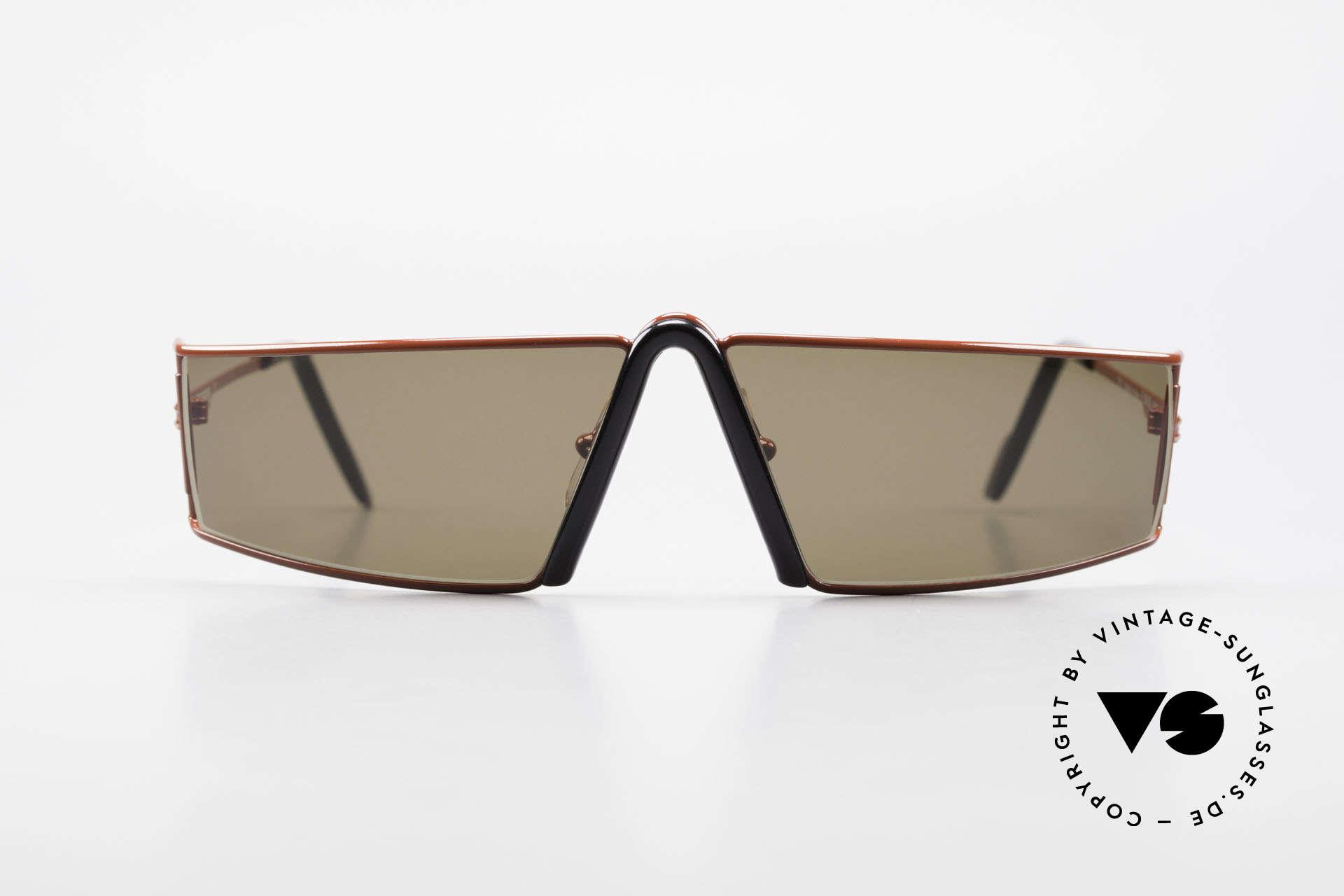 Ferrari F19/S Shades Like XL Reading Glasses, shades are designed like oversized reading glasses, Made for Men
