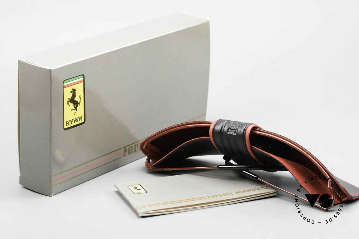 Ferrari F19/S Shades Like XL Reading Glasses, Size: large, Made for Men