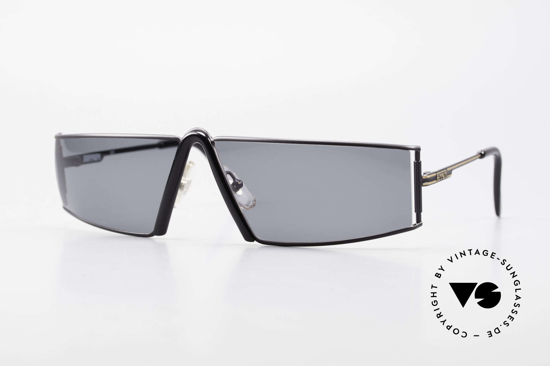 Ferrari F19/S Shades Like XL Reading Specs, F19/S: extraordinary vintage sunglasses by Ferrari, Made for Men