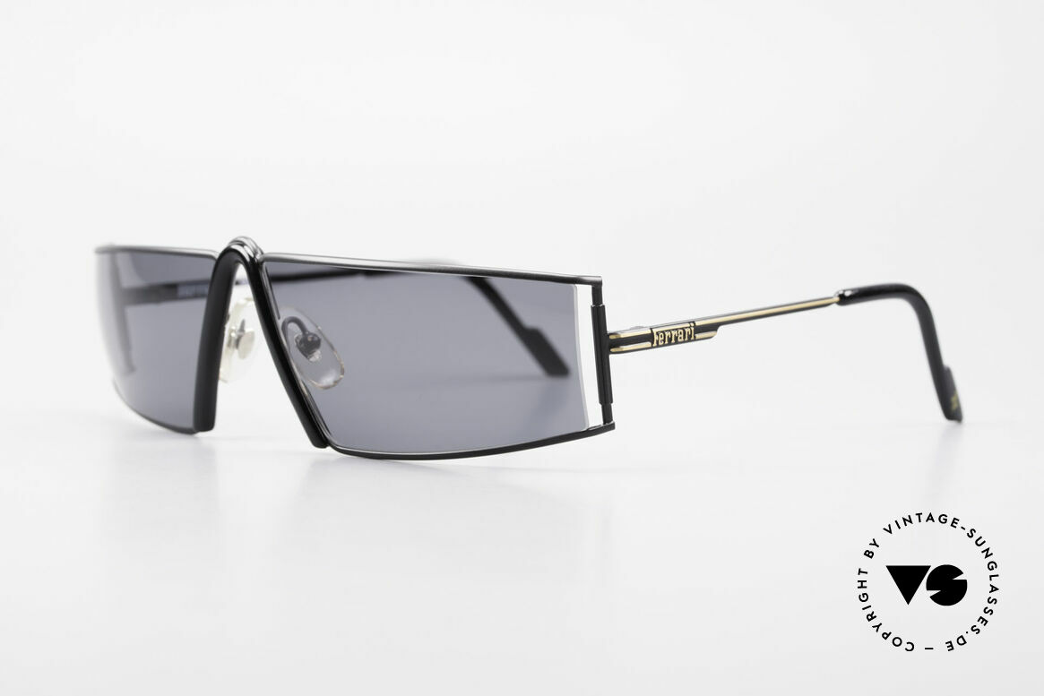 Ferrari F19/S Shades Like XL Reading Specs, striking & elegant at the same time (67/12, col 586), Made for Men