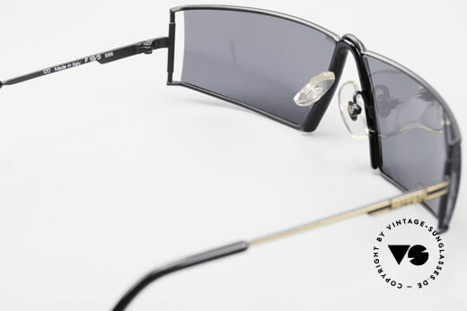 Ferrari F19/S Shades Like XL Reading Specs, original case (unusable) as give-away for collectors, Made for Men