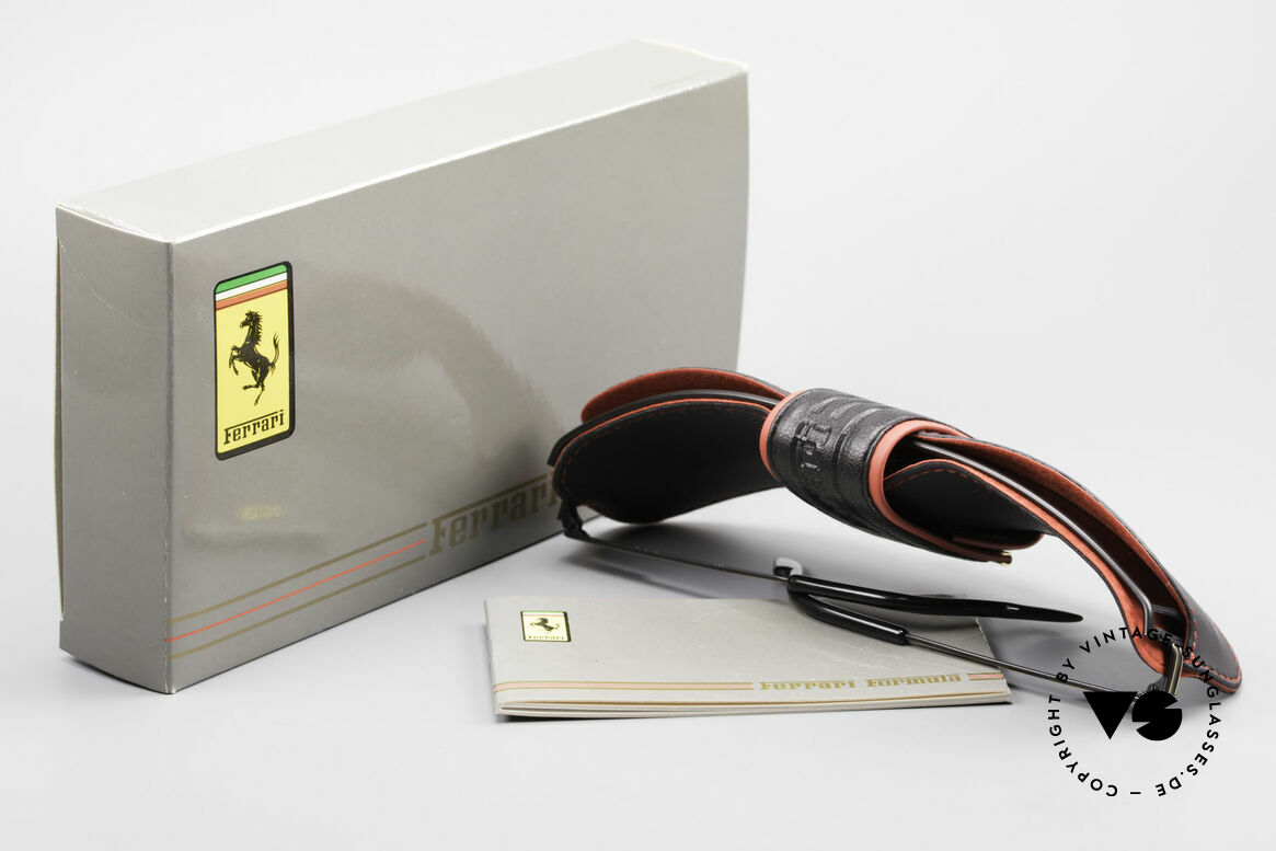 Ferrari F19/S Shades Like XL Reading Specs, Size: large, Made for Men