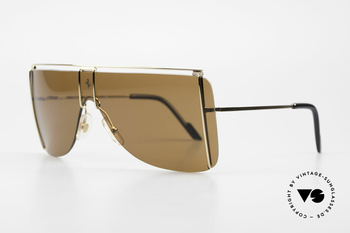 Ferrari F20/S Kylie Jenner Sunglasses, a very stylish and very elegant fashion accessory, Made for Men and Women