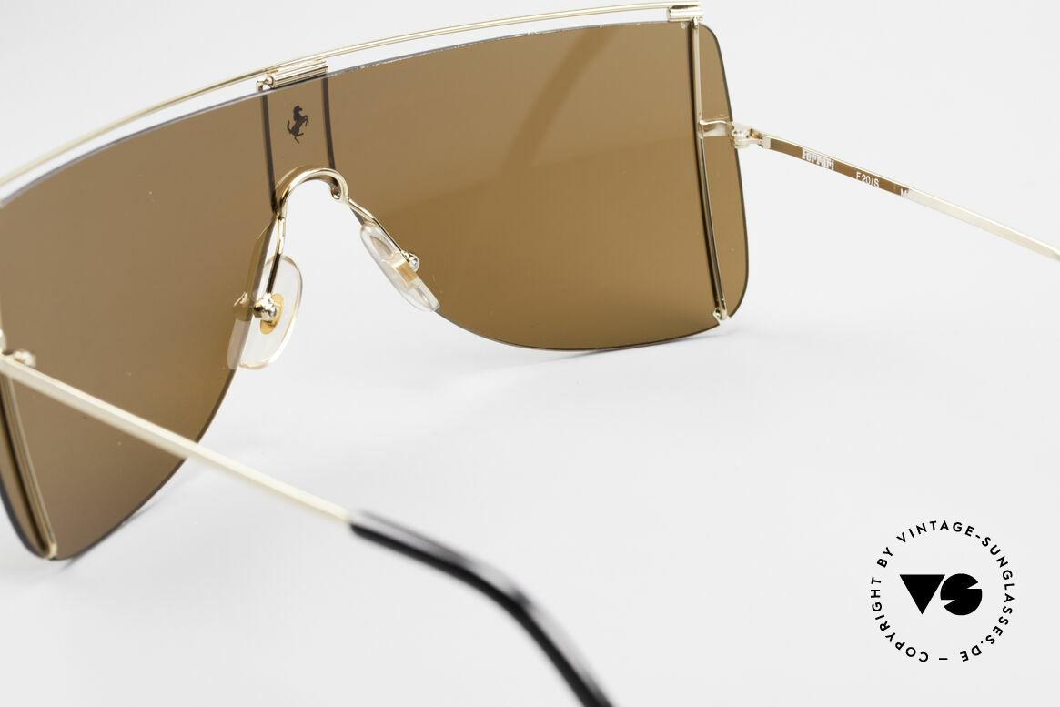 Ferrari F20/S Kylie Jenner Sunglasses, Size: medium, Made for Men and Women