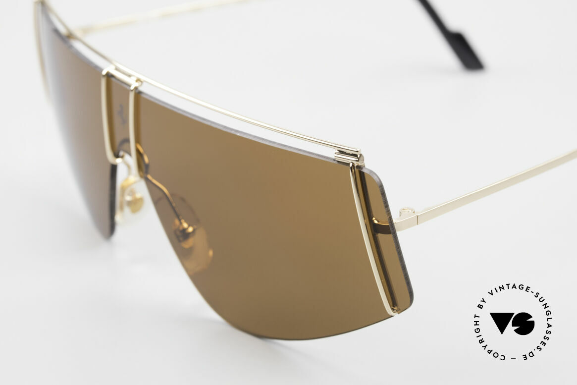 Ferrari F15/S Luxury Sports Sunglasses 90's, a very stylish and very elegant fashion accessory, Made for Men and Women