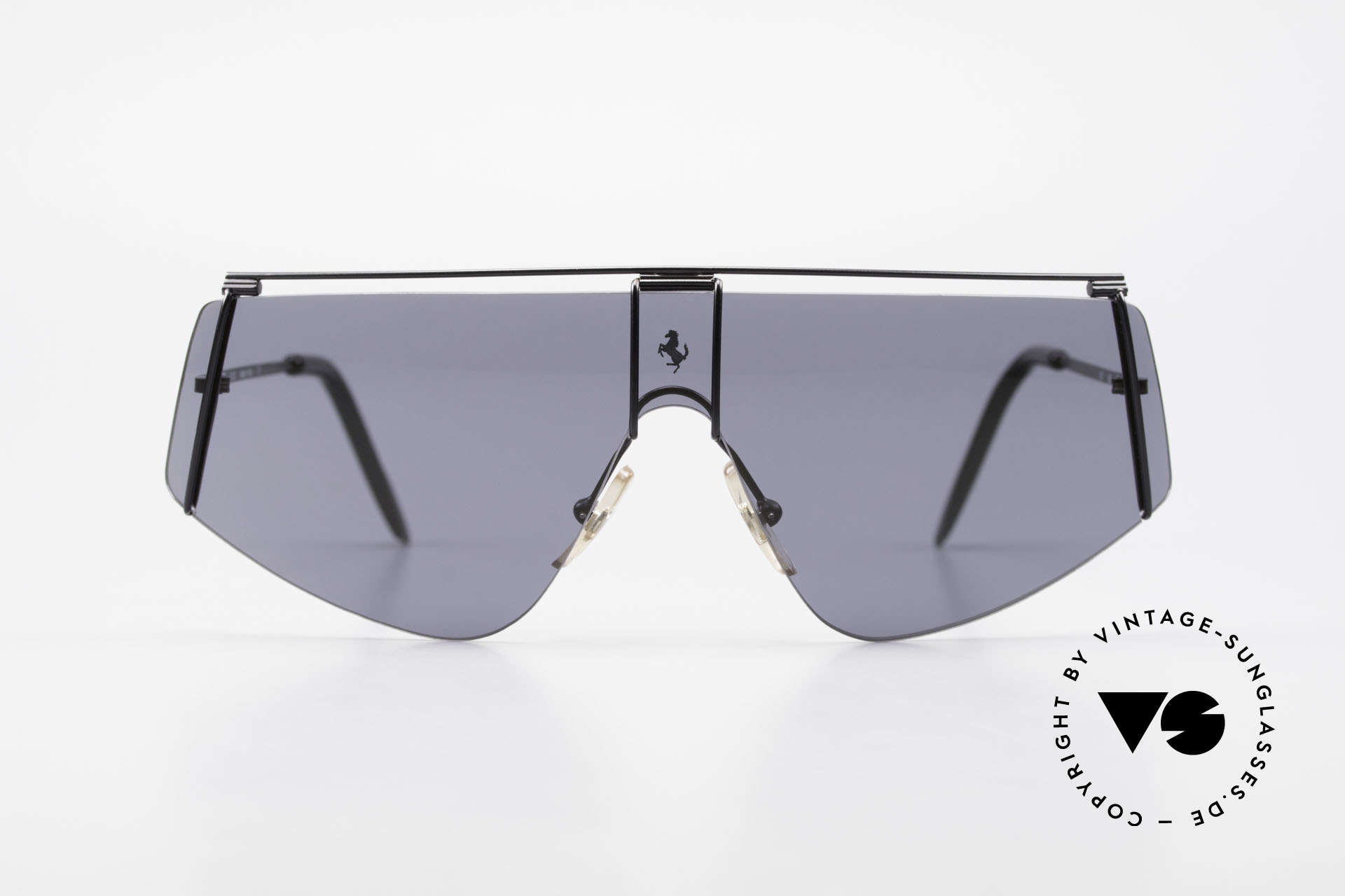 Ferrari F15/S Luxury 90's Sports Sunglasses, finest quality and superior materials from Italy, Made for Men and Women