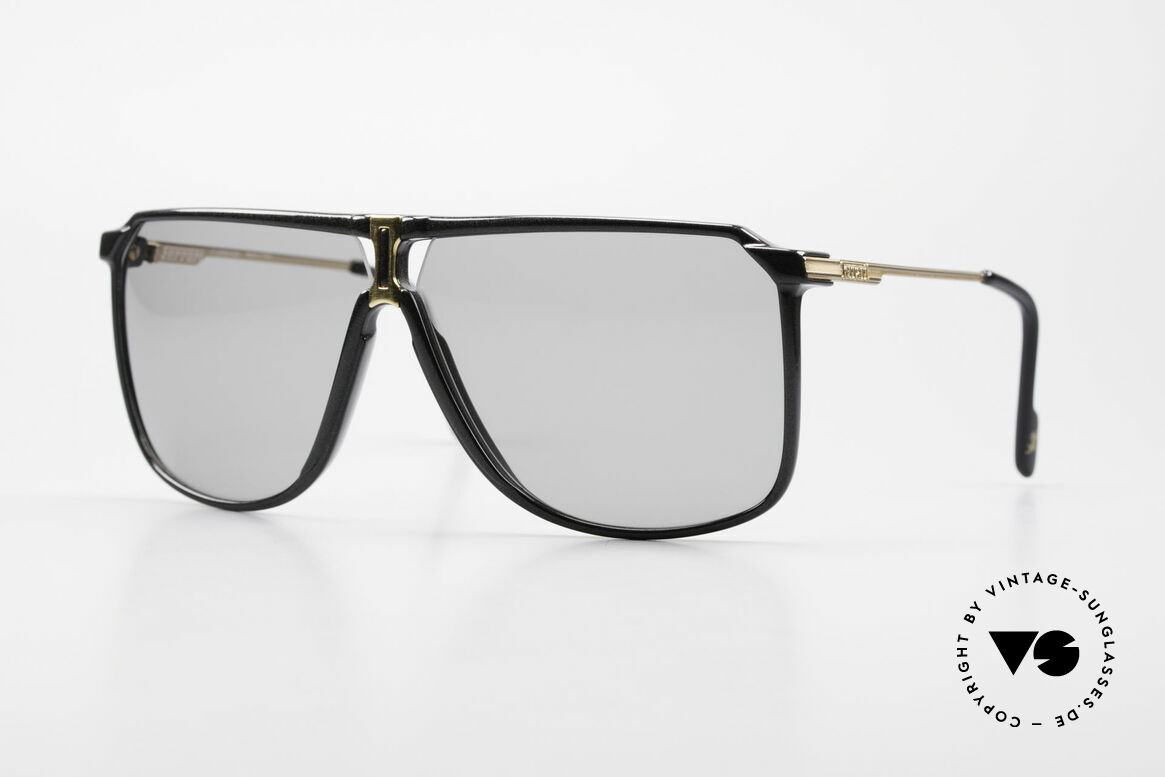Ferrari F37/S Carbonio Sunglasses 90's XL, luxury carbon sunglasses by Ferrari from the 1990's, Made for Men
