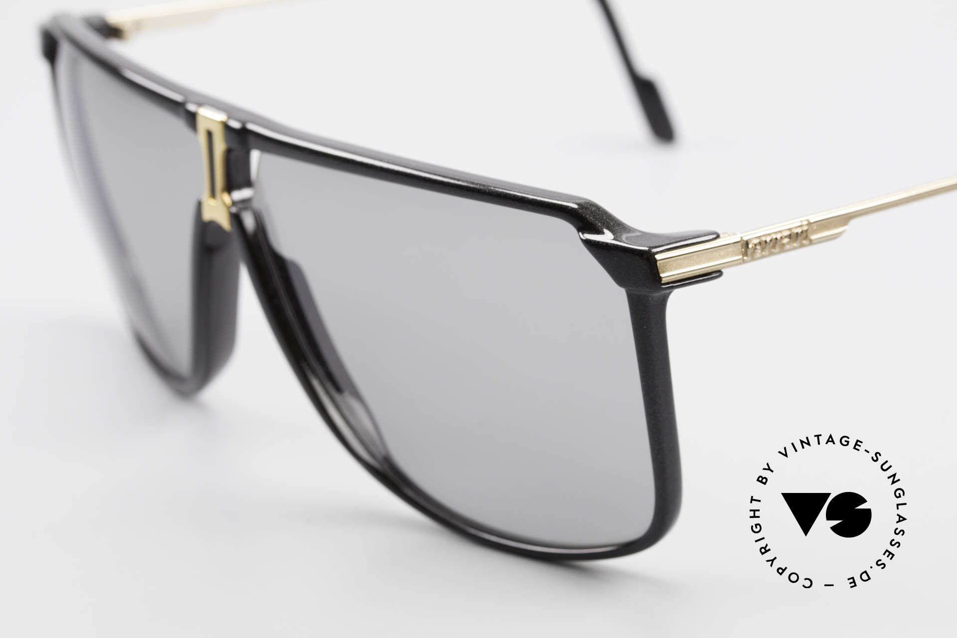 Ferrari F37/S Carbonio Sunglasses 90's XL, rare vintage shades of the FERRARI FORMULA series, Made for Men