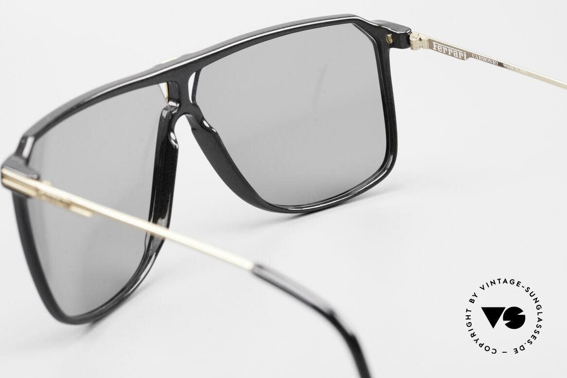 Ferrari F37/S Carbonio Sunglasses 90's XL, Size: large, Made for Men
