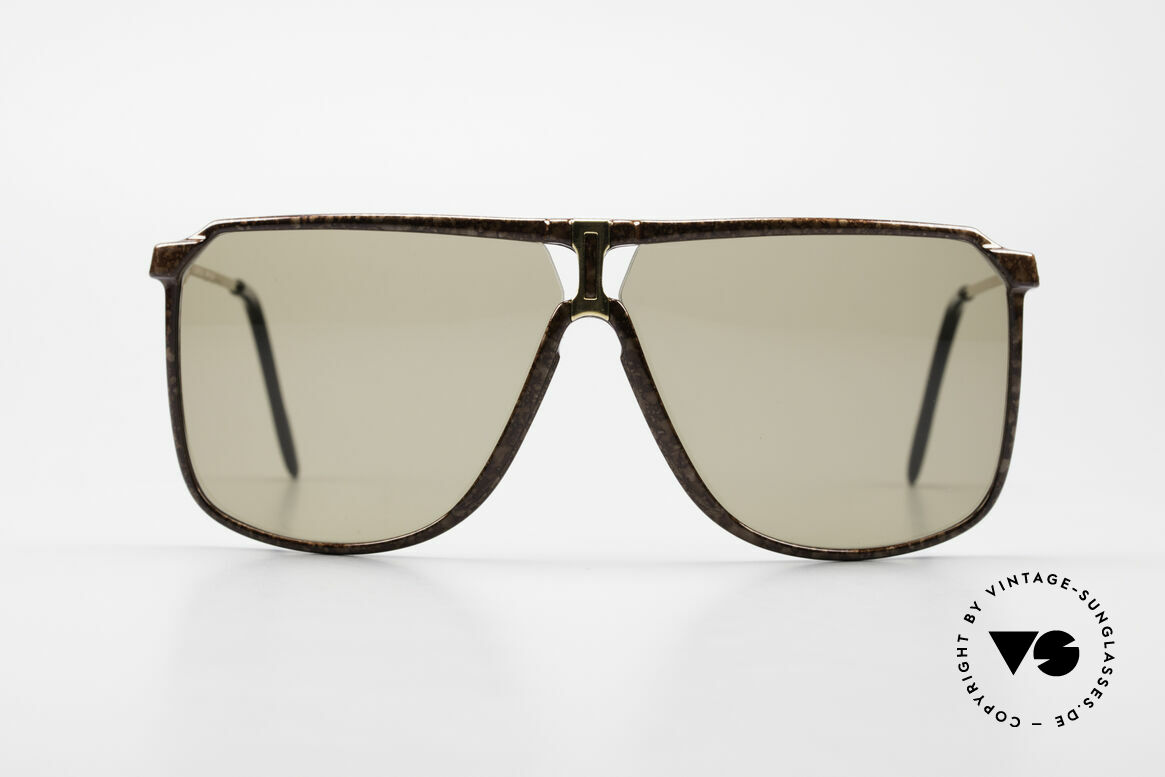 Ferrari F37/S 90's XL Sunglasses Carbonio, orig. model name:  F37/S, col. 803, size 65/16, 140, Made for Men