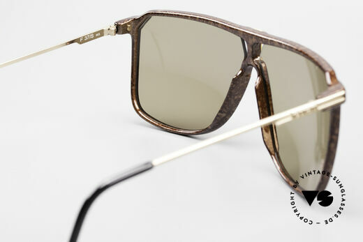Ferrari F37/S 90's XL Sunglasses Carbonio, NO RETRO SHADES; but an old 1990's vintage rarity, Made for Men