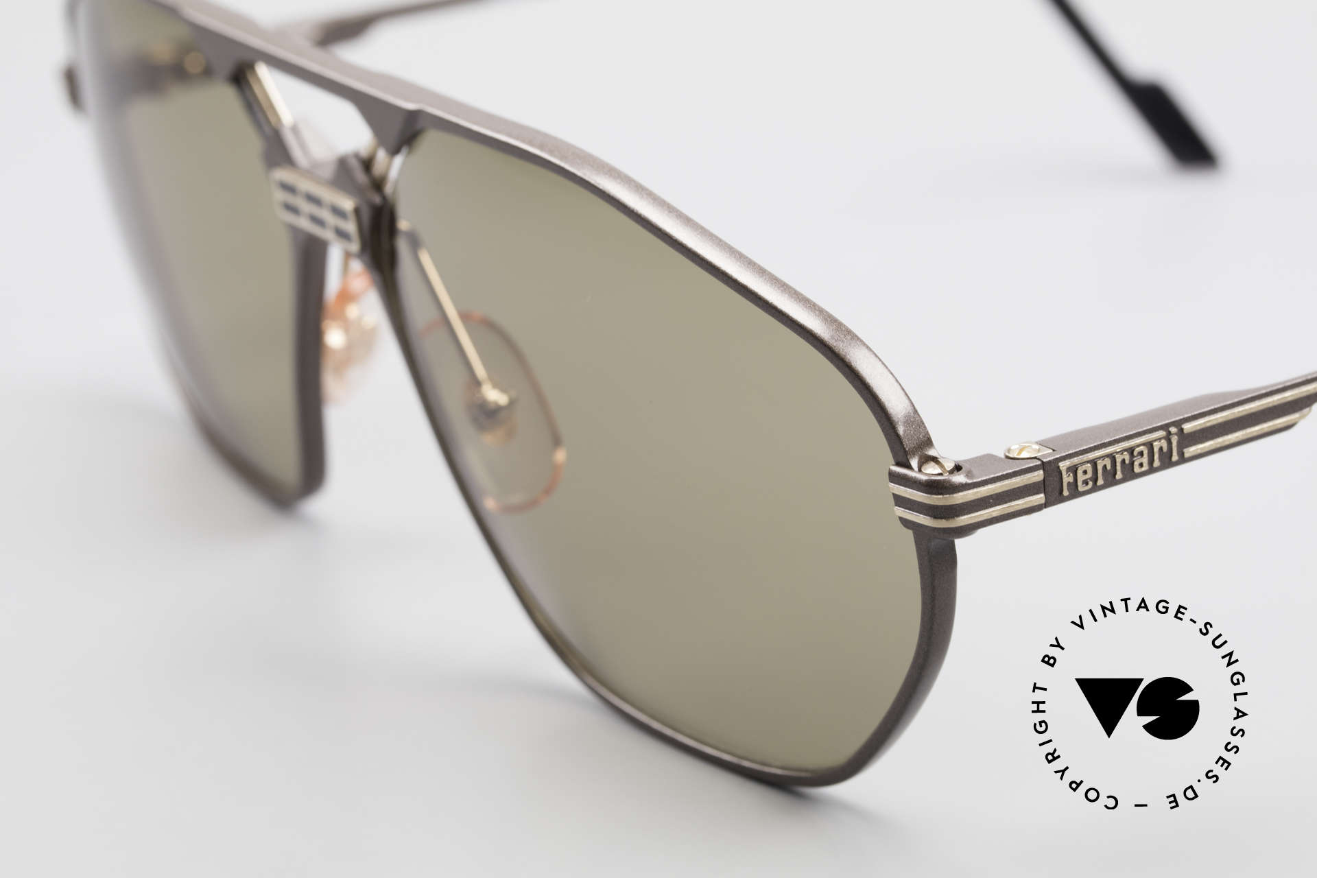 Ferrari F22/S Men's Rare Vintage XL Shades, never worn (like all our RARE vintage Ferrari shades), Made for Men