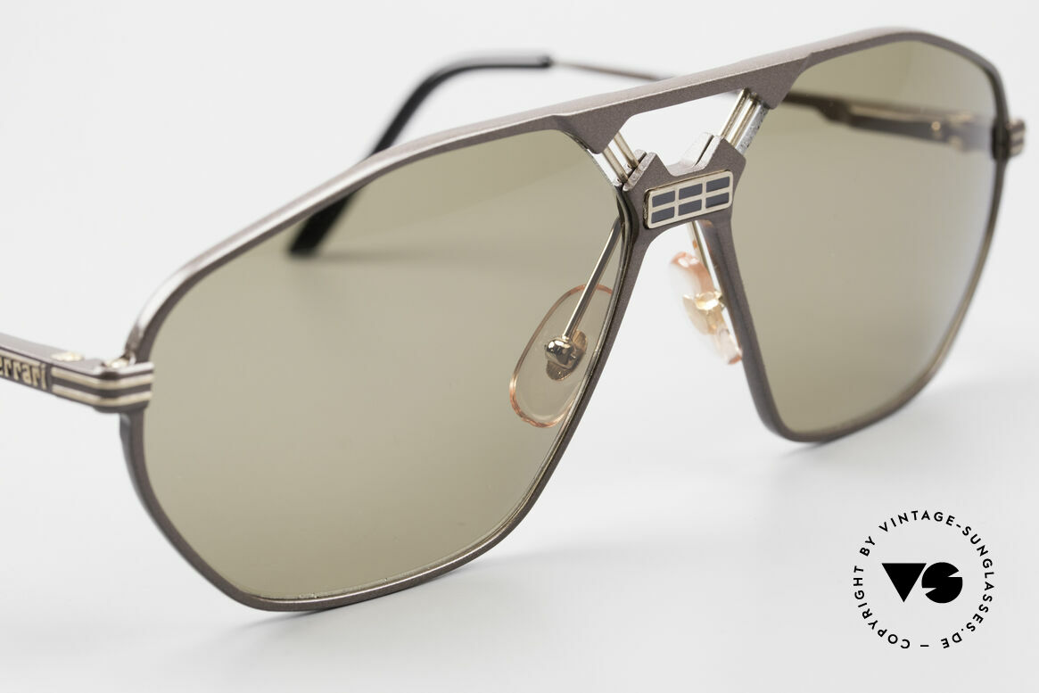 Ferrari F22/S Men's Rare Vintage XL Shades, NO RETRO fashion; a unique classic of the early 90's, Made for Men