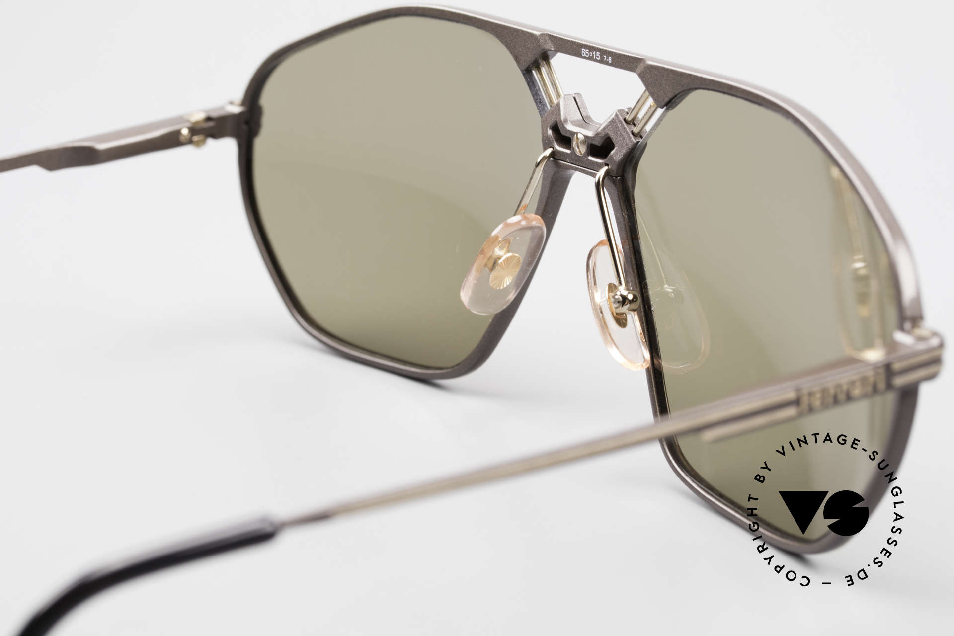 Ferrari F22/S Men's Rare Vintage XL Shades, top-notch quality; XL size 65-15, 140, F22/S, col 700, Made for Men