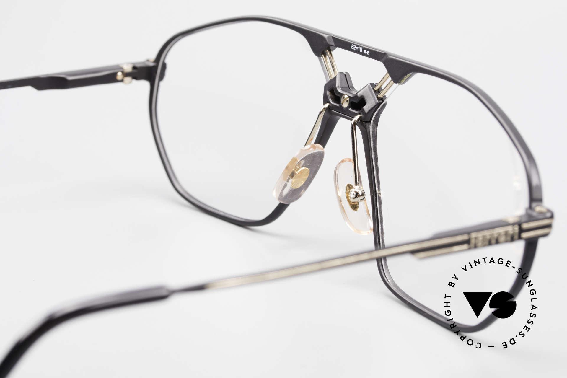 Ferrari F22 Men's Rare Vintage Glasses 90s, top-notch quality; large size 62-15, 140, F22, col 586, Made for Men
