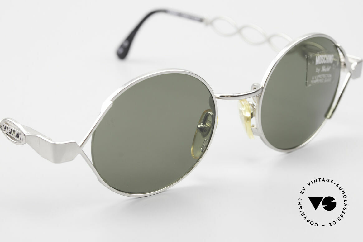 Moschino MM264 90s Ladies Designer Sunglasses, never worn (like all our Moschino by Persol shades), Made for Women