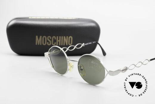 Moschino MM264 90s Ladies Designer Sunglasses, Size: medium, Made for Women