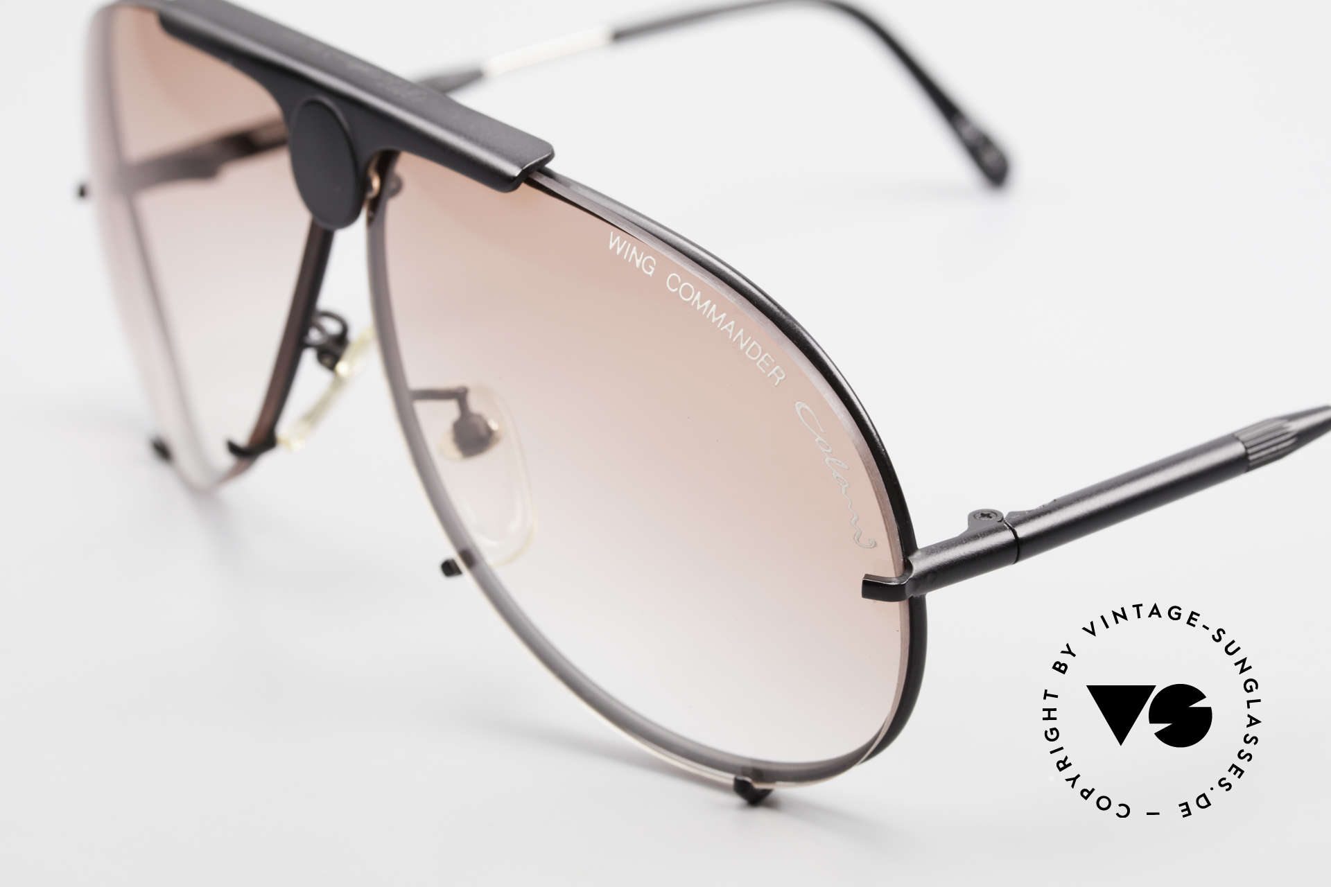 Colani 10-401 Wing Commander Optos Design, unworn (like all our vintage eyewear by COLANI), Made for Men