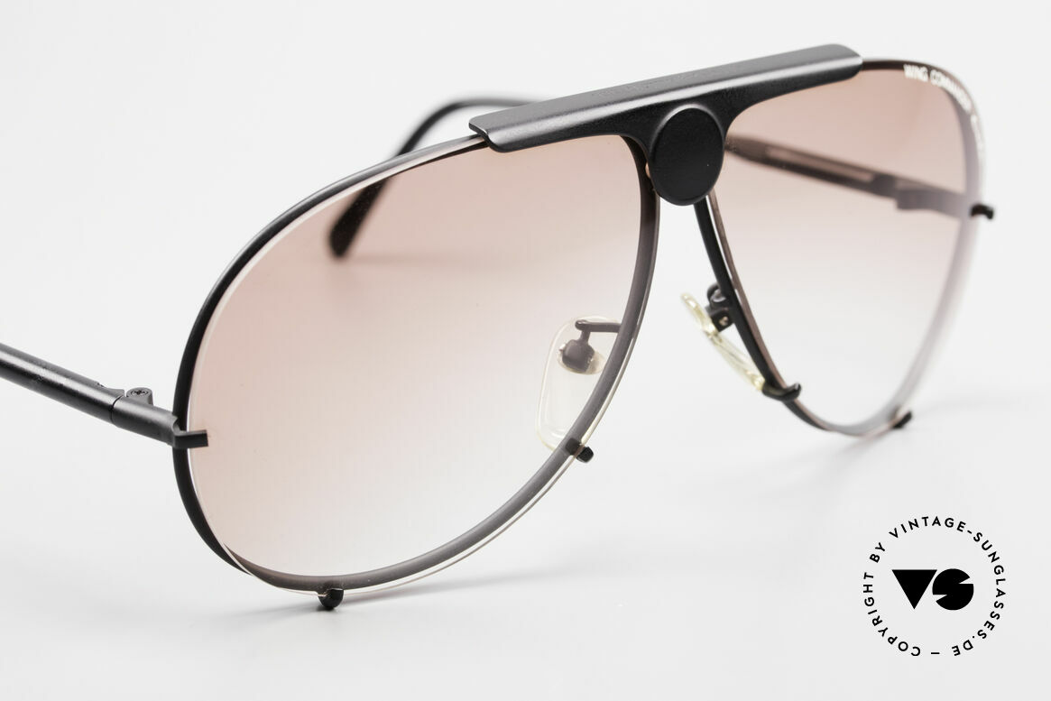 Colani 10-401 Wing Commander Optos Design, NO RETRO shades, but a rare old vintage original!, Made for Men