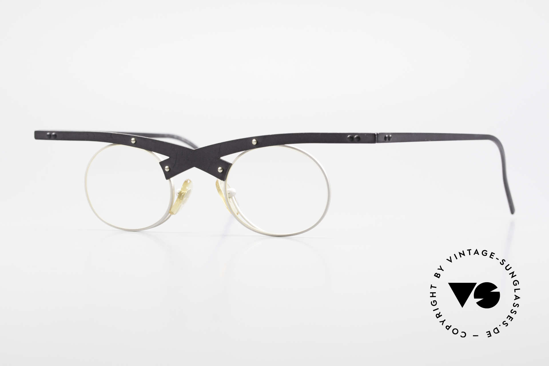 Theo Belgium Hio 11S Crazy 90's Vintage Eyeglasses, Theo Belgium = the most self-willed brand in the world, Made for Men and Women