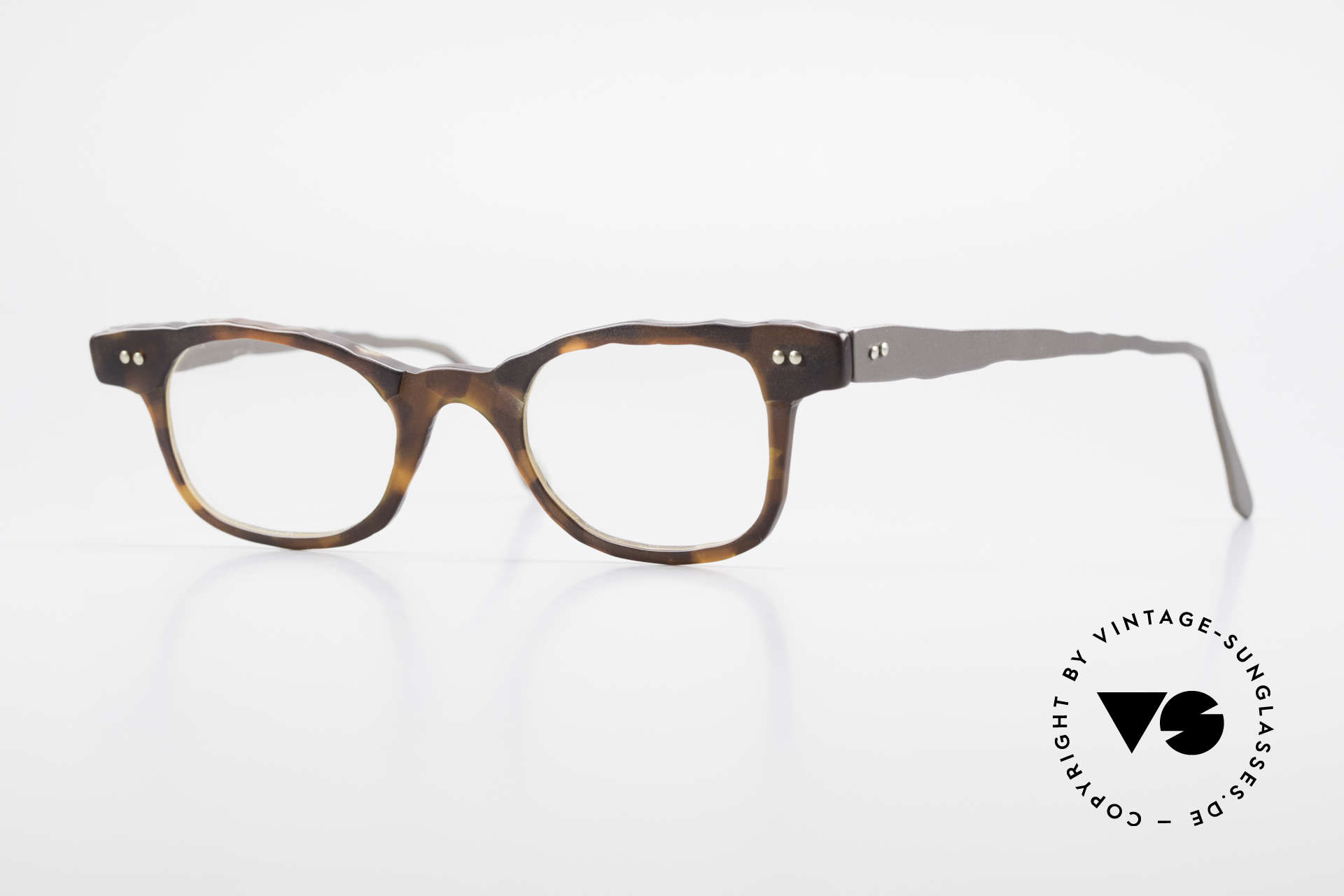 Theo Belgium Eye-Witness Avant-Garde Titanium Glasses, Theo Belgium: the most self-willed brand in the world, Made for Men and Women