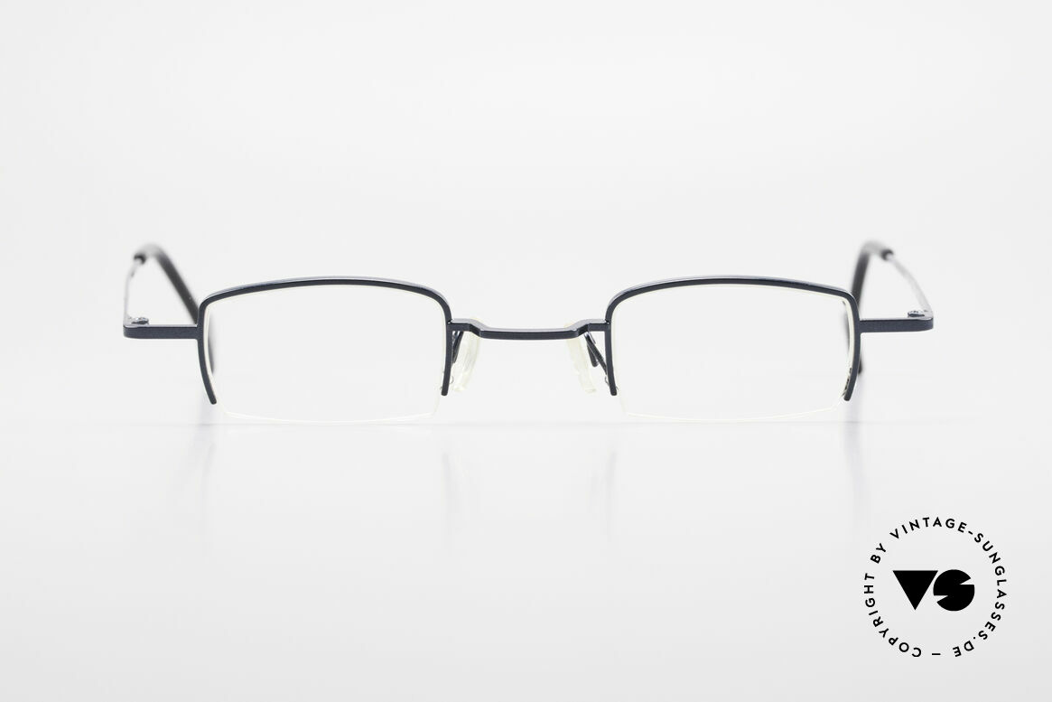 Theo Belgium Mele Square Clip On Designer Frame, Size: medium, Made for Men and Women