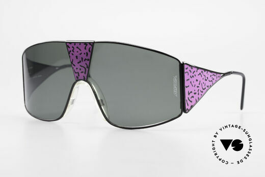 Alpina Talking Glasses Pink Panther Sunglasses 80's Details