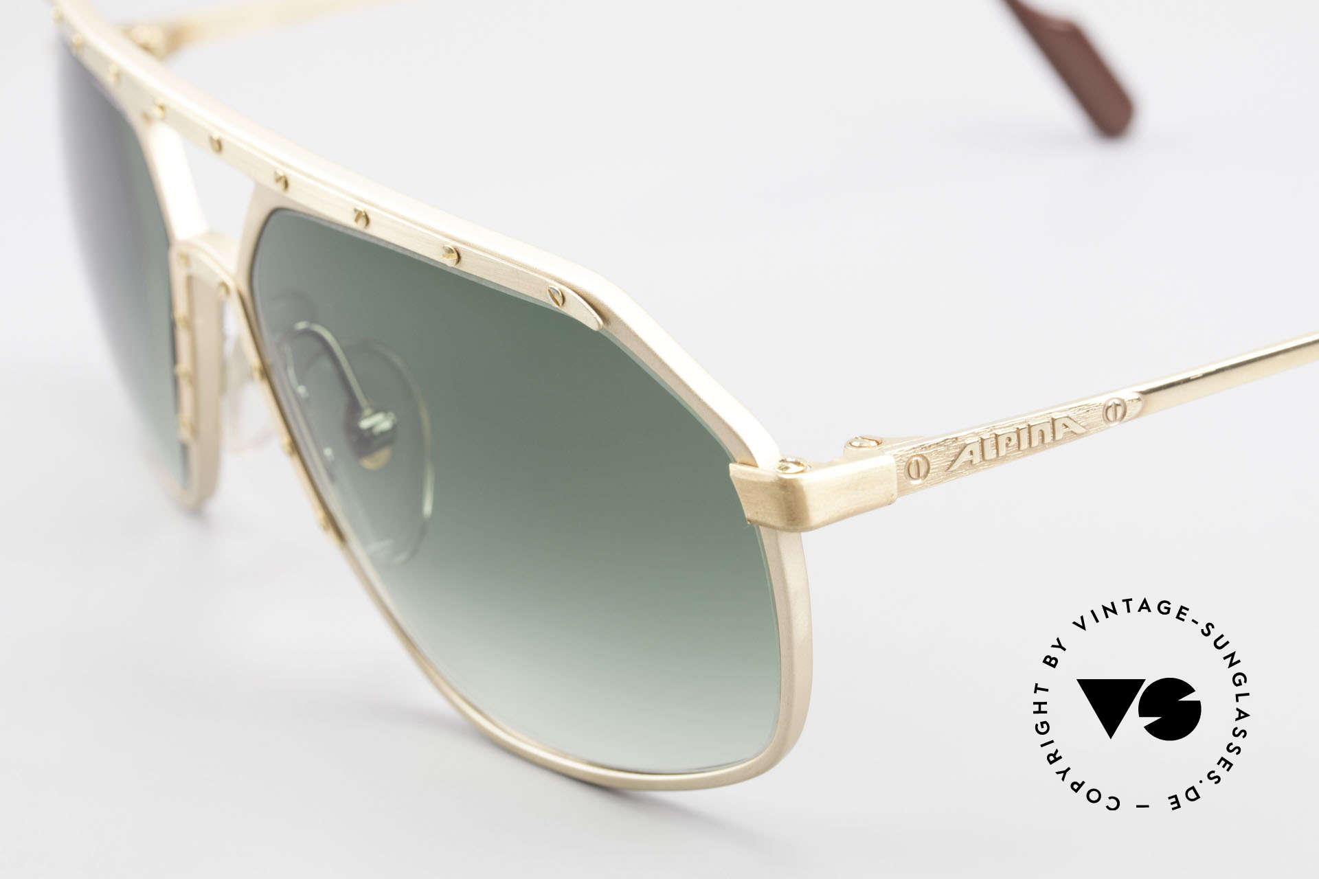 Alpina M6 Legendary 80's Sunglasses, the Alpina M6's were made between 1987 and 1991, Made for Men