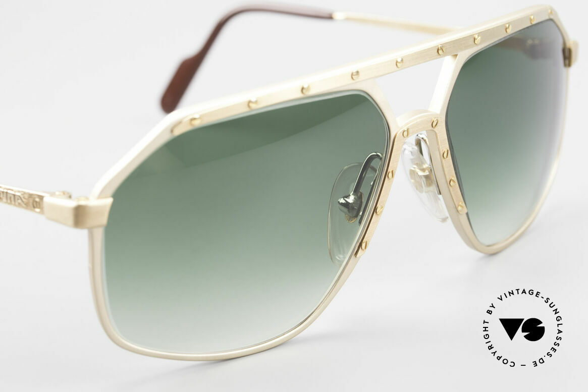 Alpina M6 Legendary 80's Sunglasses, one of the most wanted vintage models, worldwide, Made for Men