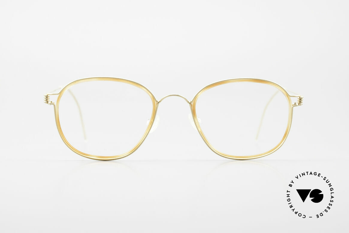 Lindberg Triton Air Titan Rim Titan Frame Acetate Inner Rim, LINDBERG Air Titanium Rim eyeglasses in size 49-18, Made for Men