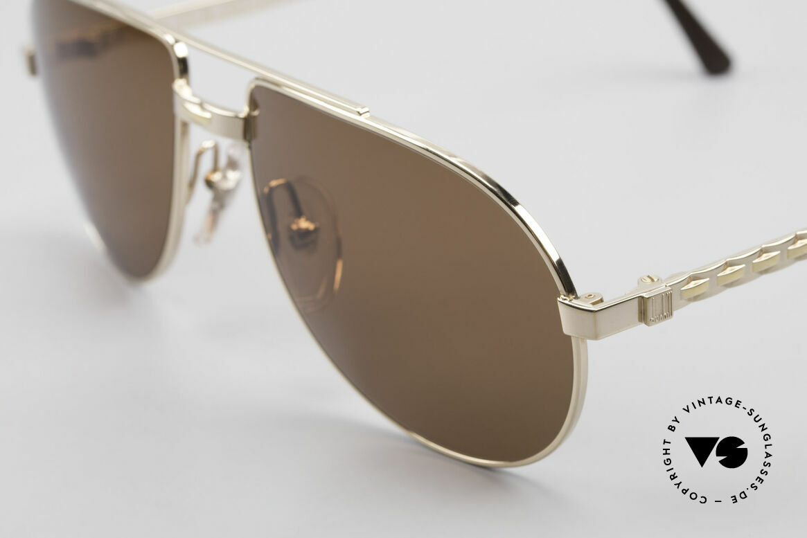 Dunhill 6147 90's Luxury Aviator Sunglasses, classic status = a prerequisite for all Dunhill designs, Made for Men