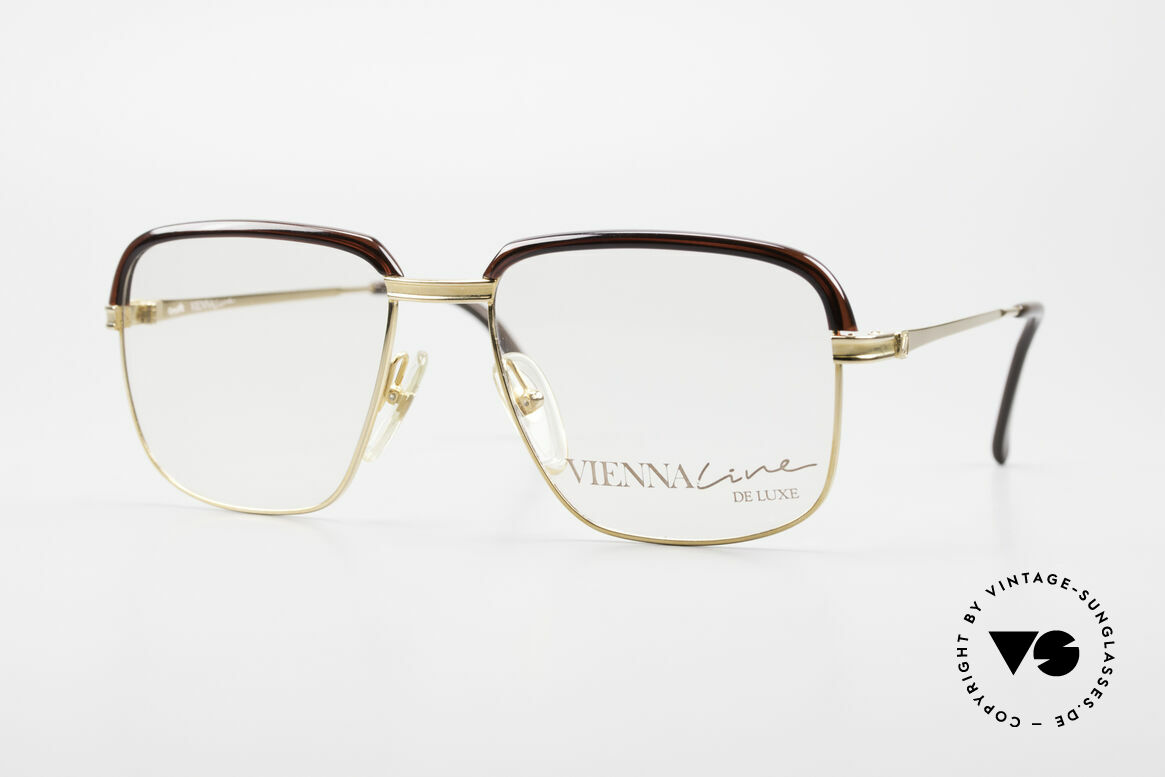 Vienna Line True 70's Men's Combi Frame, vintage Vienna Line men's eyeglasses from the 70's, Made for Men