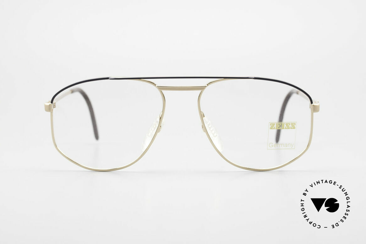Zeiss 5923 Rare Old 90's Eyeglass-Frame, outstanding craftsmanship - frame 'made in Germany', Made for Men