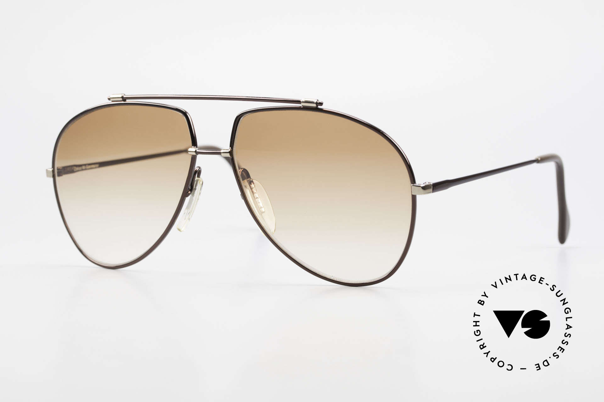 Zeiss 9371 Old 80's Aviator Sunglasses, old authentic ZEISS sunglasses from 'WEST GERMANY', Made for Men