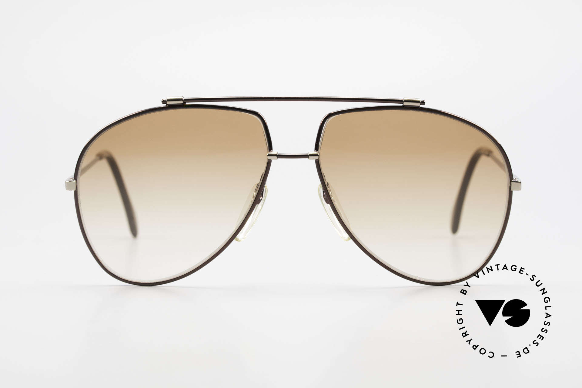 Zeiss 9371 Old 80's Aviator Sunglasses, truly 'OLD SCHOOL' or 'VINTAGE'; pure eyewear history, Made for Men