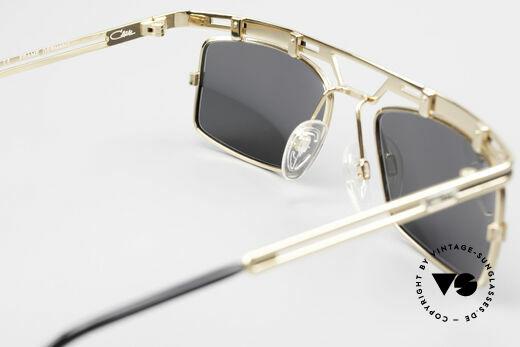 Cazal 975 Square Vintage Sunglasses 90's, NO retro sunglasses, but an authentic 90's ORIGINAL, Made for Men