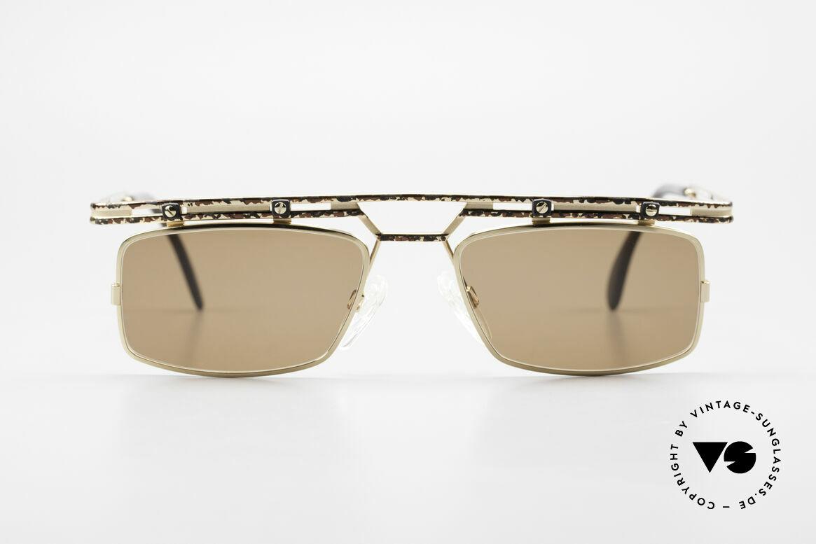 Cazal 975 Square Designer Sunglasses 90s, designer sunglasses by CAri ZALloni = Mr. CAZAL, Made for Men